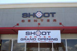 SHOOT CENTER CAPE CORAL (GRAND OPENING)