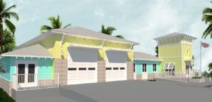 Matlacha Fire Department Renderings