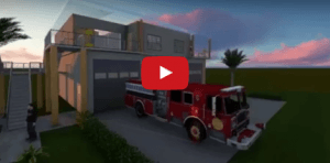 New Rendering For Upper Captiva Fire Station