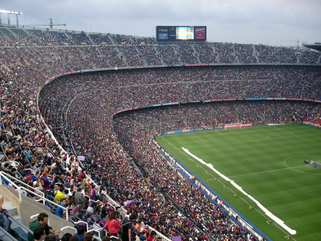 Football Stadium Architecture